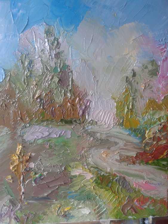 Andrei Kosharnii. Morning landscape - photo 1