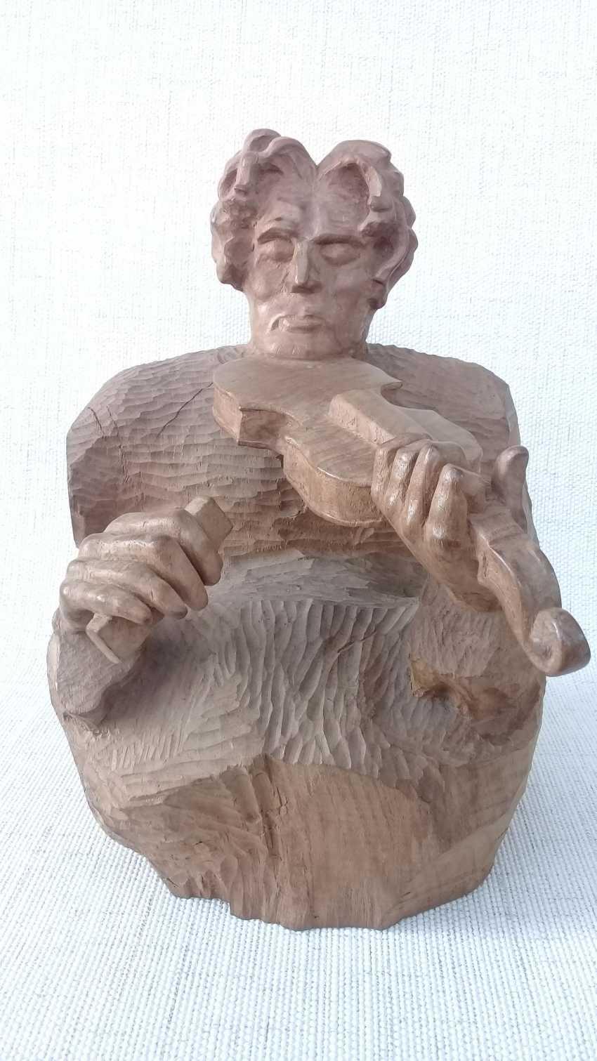 Ильгар Меджидов. Старый скрипач - фото 1