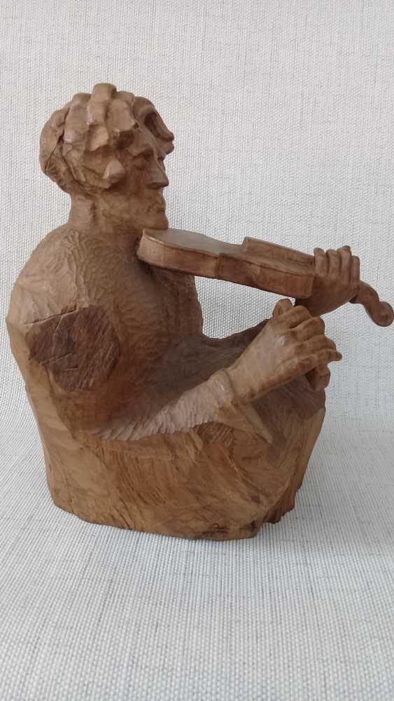 Ильгар Меджидов. Старый скрипач - фото 2
