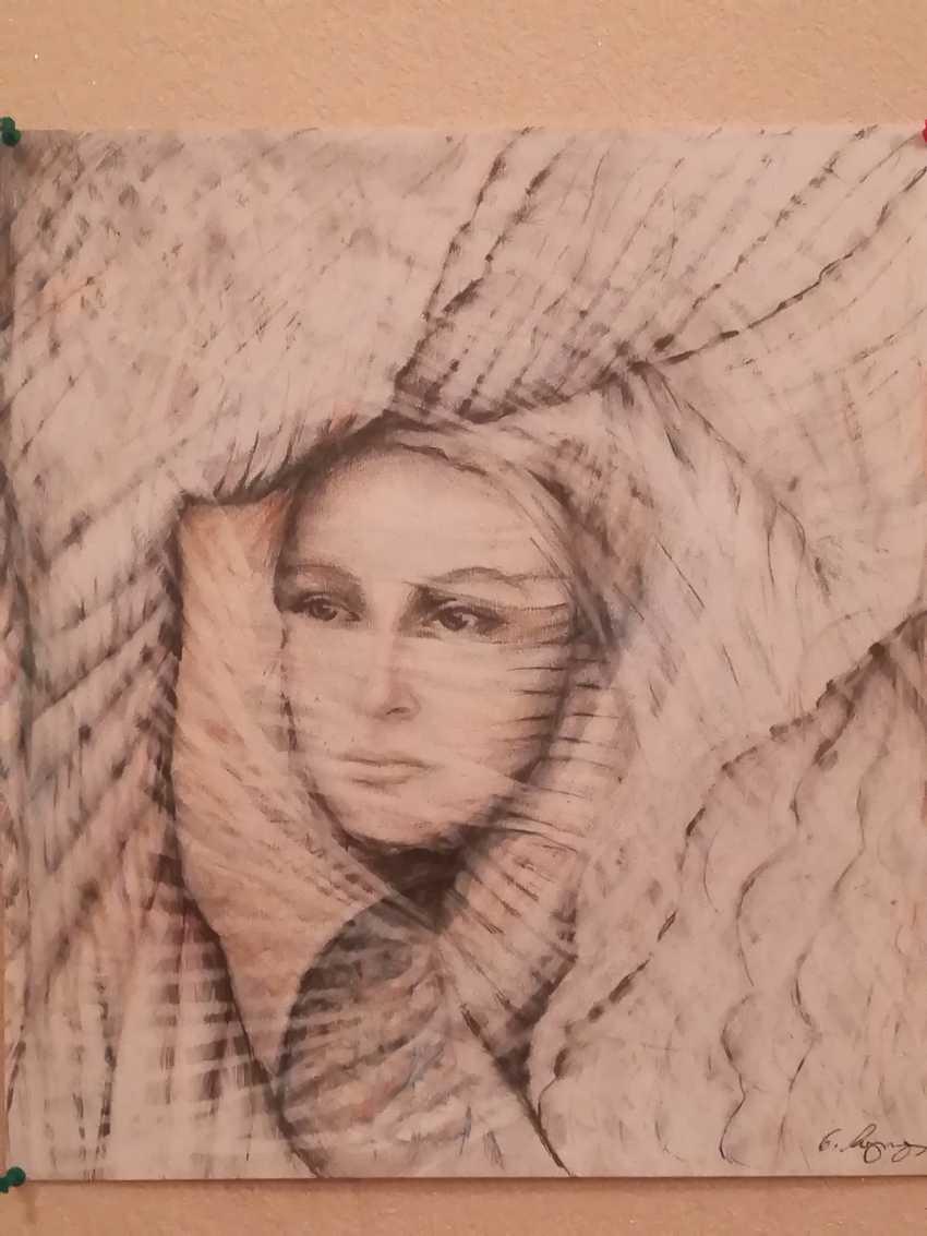 Nino Akhalkatsi. The woman in the Abyss - photo 1