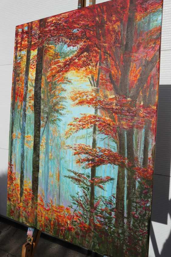 DMYTRO YEROMENKO. Autumn forest - photo 4