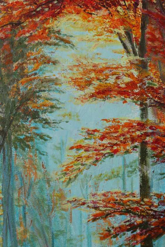 DMYTRO YEROMENKO. Autumn forest - photo 5