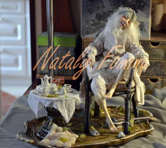 Nataly Fomina. Morning coffee - photo 1