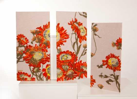 "Nelli Pashtenko. Triptych ""is worrying NEGLIGENCE"" - photo 1"