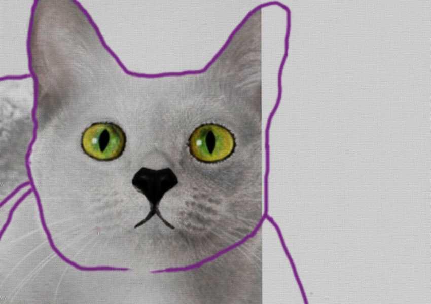 Анастасия Джоконда. 3 кошки - фото 3