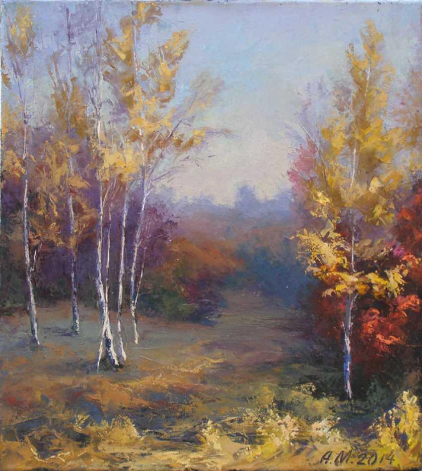 Aleksey Mundt. Autumn - photo 1