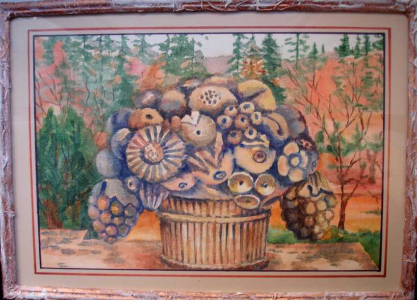 Julia Koliada. Натюрморт из камня в Трансильвании - photo 1