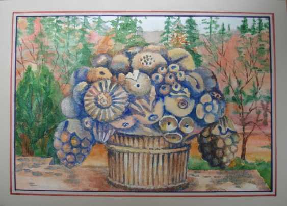 Julia Koliada. Натюрморт из камня в Трансильвании - photo 2