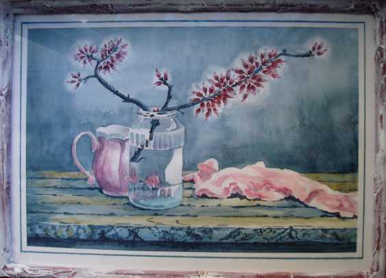 Julia Koliada. Натюрморт с барбарисом - photo 1