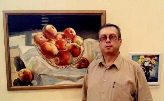 Andrew Khalturin. Яблоки на снегу. - photo 2