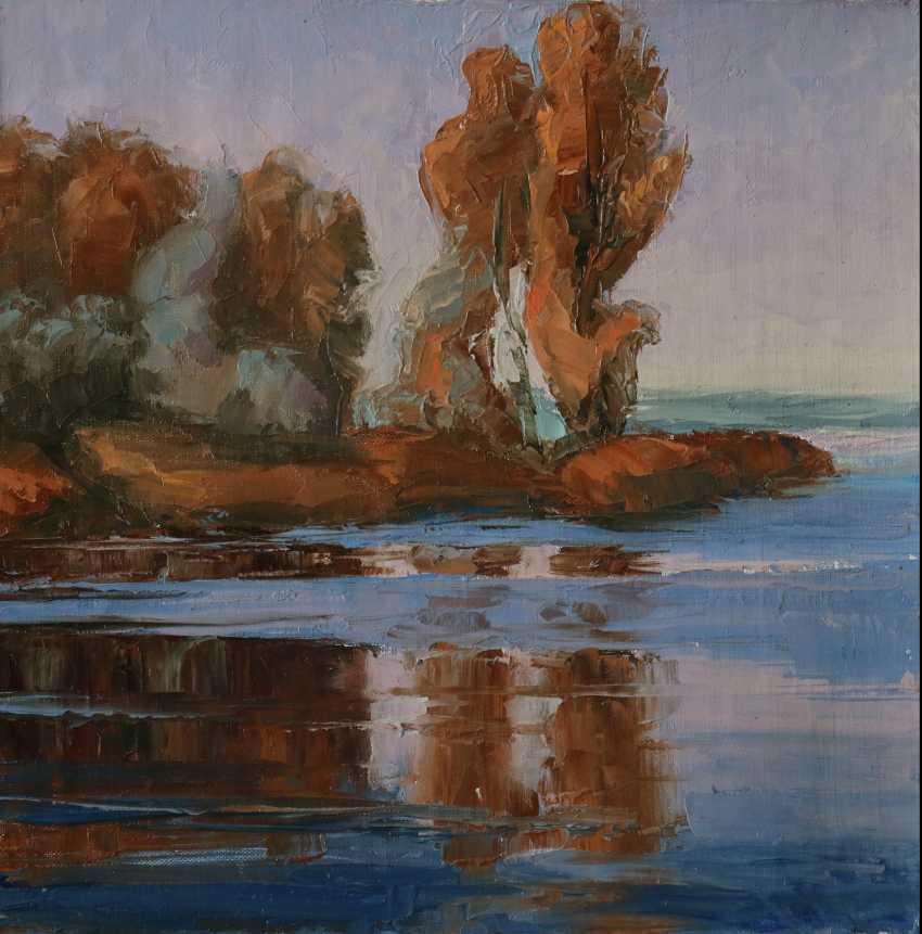 Aleksey Mundt. Осень в Триполье - photo 1