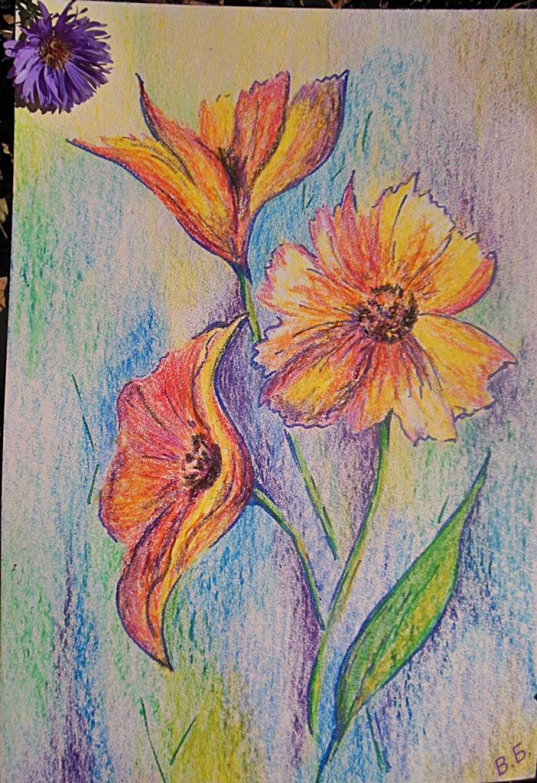 Victoria Buchina. Цветы - photo 1