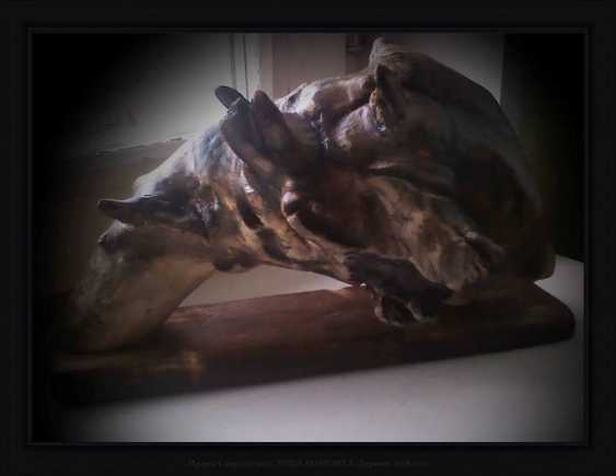 Irina Skarlygina. Душа мамонта - photo 1