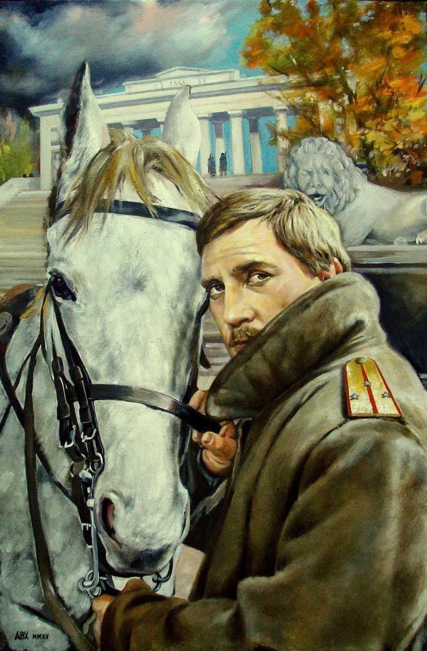 Andrew Khalturin. Exodus from the Crimea Lieutenant Brusentsov - photo 1