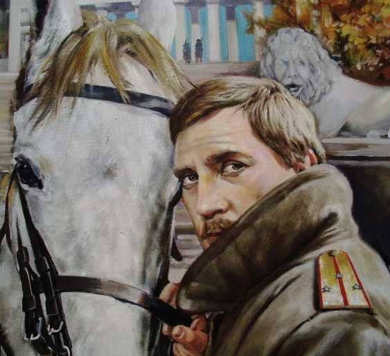 Andrew Khalturin. Exodus from the Crimea Lieutenant Brusentsov - photo 2