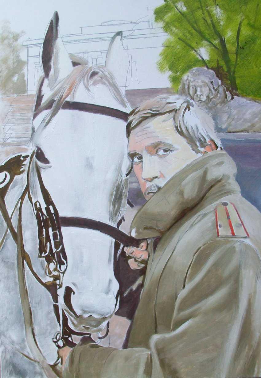 Andrew Khalturin. Exodus from the Crimea Lieutenant Brusentsov - photo 4