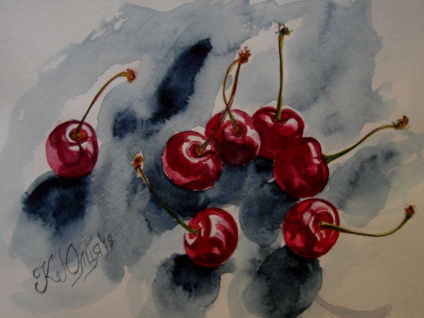 Julia Koliada. Cherry - photo 1
