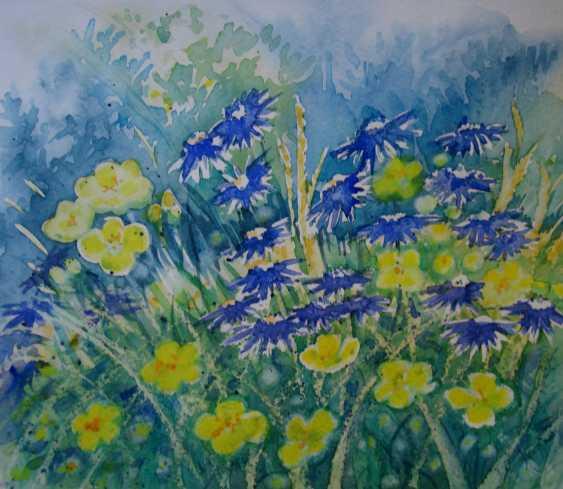 Julia Koliada. wild flowers - photo 1