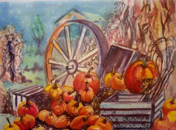 Julia Koliada. Autumn harvest - photo 1
