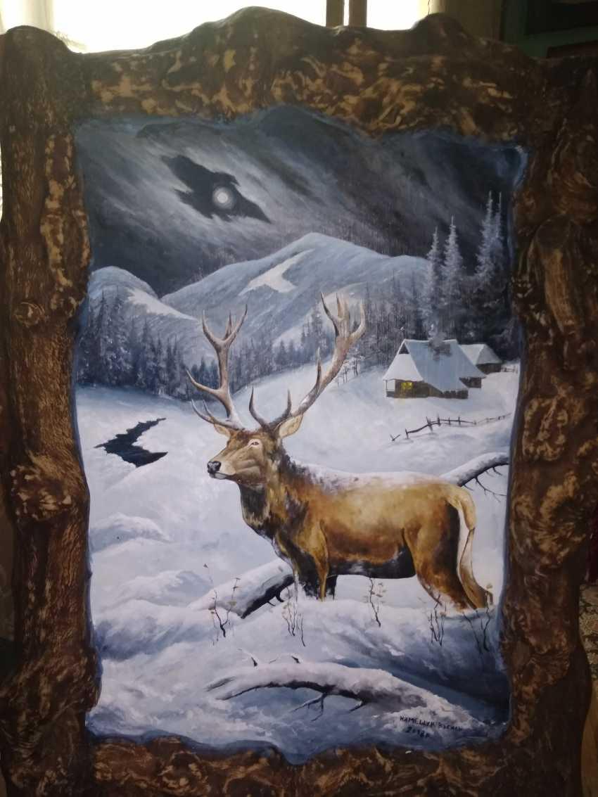 Vasil Niameshchuk. Red deer - photo 1
