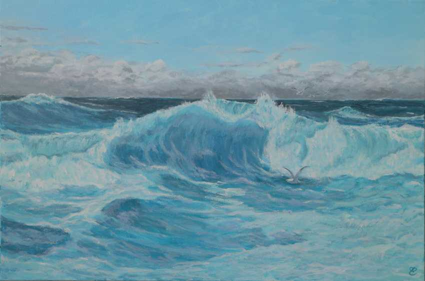 DMYTRO YEROMENKO. Wave - photo 1