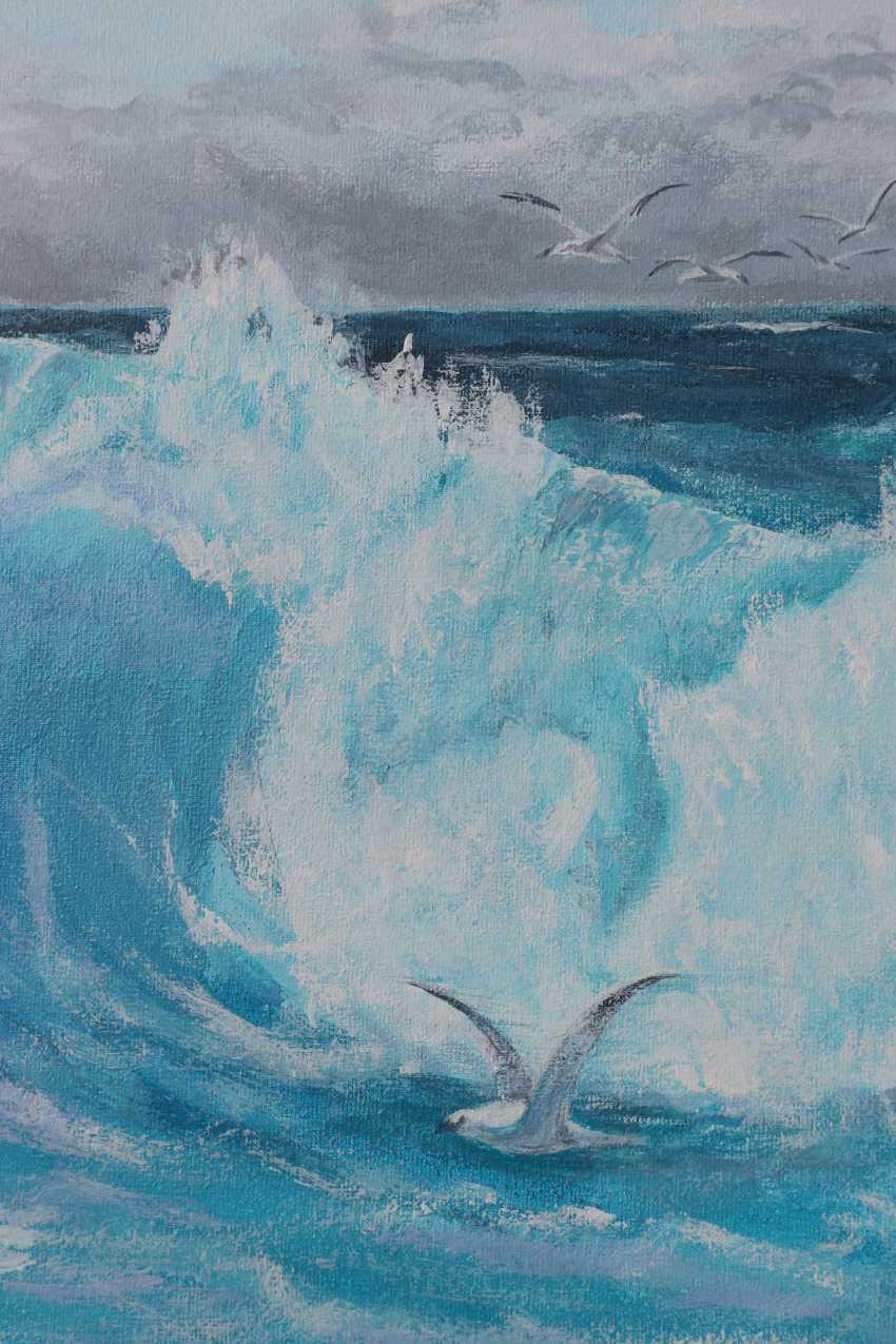 DMYTRO YEROMENKO. Wave - photo 2
