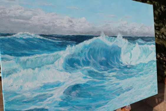 DMYTRO YEROMENKO. Wave - photo 4