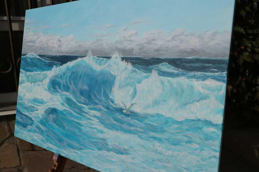 DMYTRO YEROMENKO. Wave - photo 5