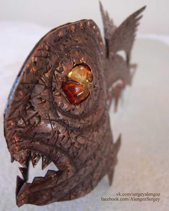 Sergey Alengoz. A very scary fish - photo 1