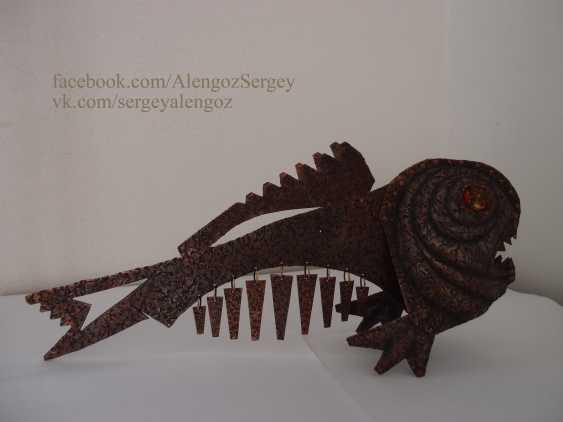 Sergey Alengoz. A very scary fish - photo 8