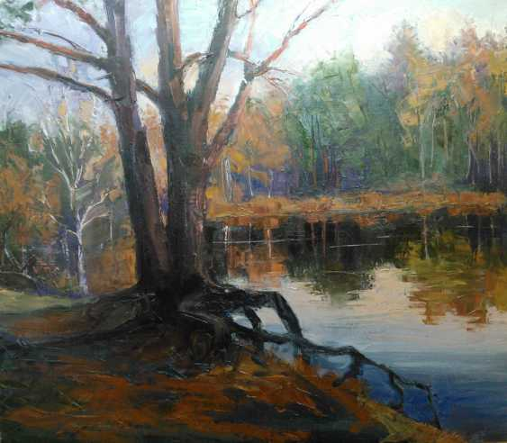 Aleksey Mundt. Autumn pond. - photo 1