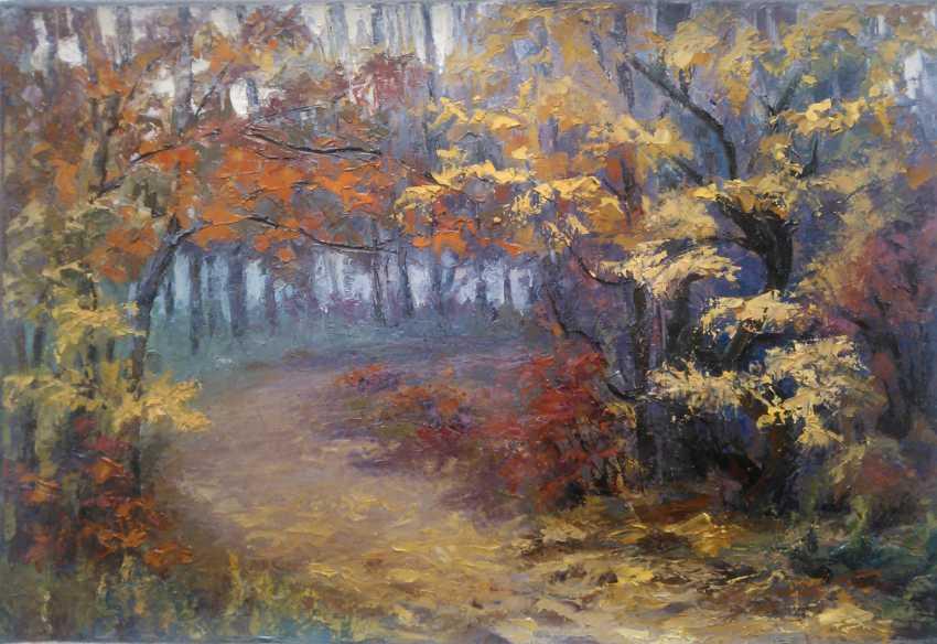 Aleksey Mundt. Autumn tale. - photo 1
