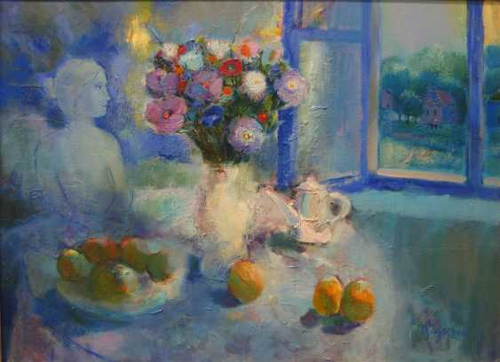 Olga Gulevich. A quiet evening - photo 1