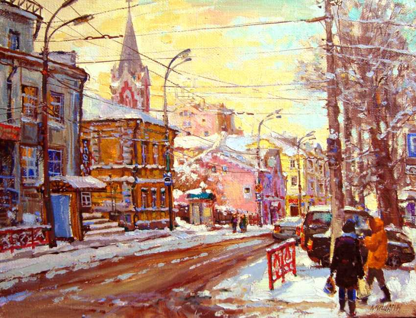 Andrey Mishagin. Along the Nekrasovskiy - photo 1