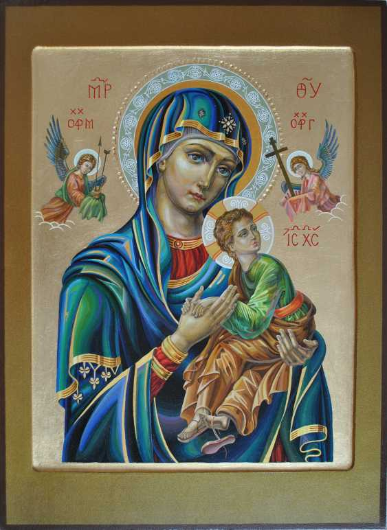 Vitsetskaya Sniazhana. Mother of God of Perpetual Help - photo 1