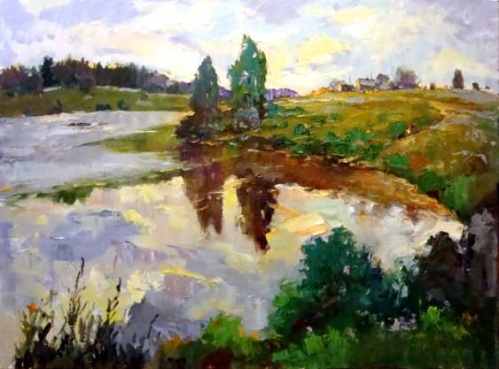 Andrey Mishagin. Backwater - photo 1