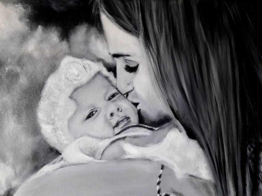 Svitlana Antonova. My mother's kiss - photo 1