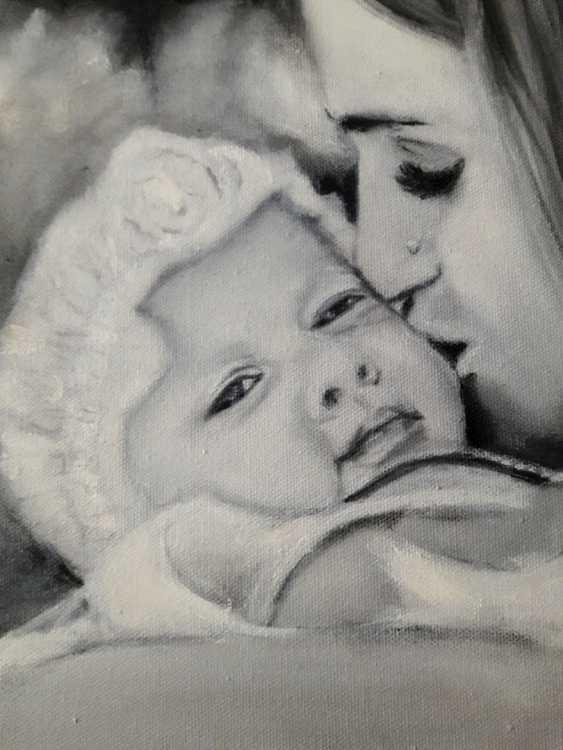 Svitlana Antonova. My mother's kiss - photo 2