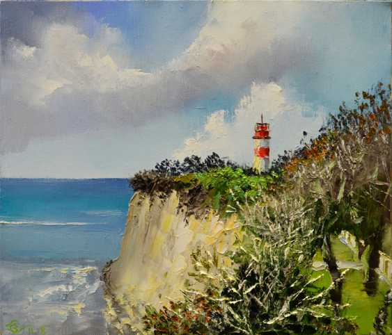 Vadim Stolyarov. Noumea. The lighthouse in Cape tolstyi - photo 1