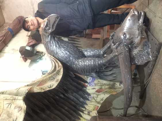 Bahtiyar Baimagambetov. Eagle - photo 1