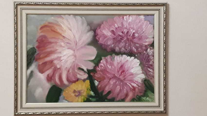 Olga Gorshkova. Peonies pink - photo 2