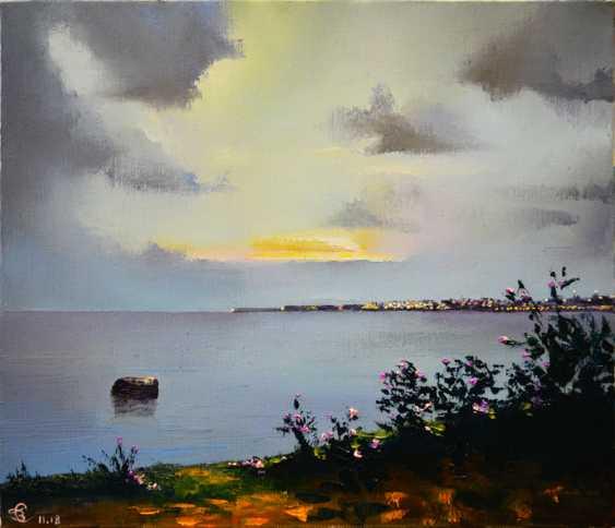 Vadim Stolyarov. Noumea. Sunset over the thin Cape - photo 1