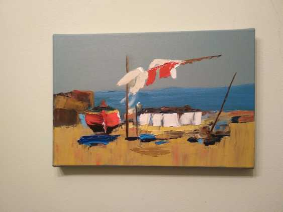 """Olha Vakulenko. """"By the sea"""" - photo 4"""