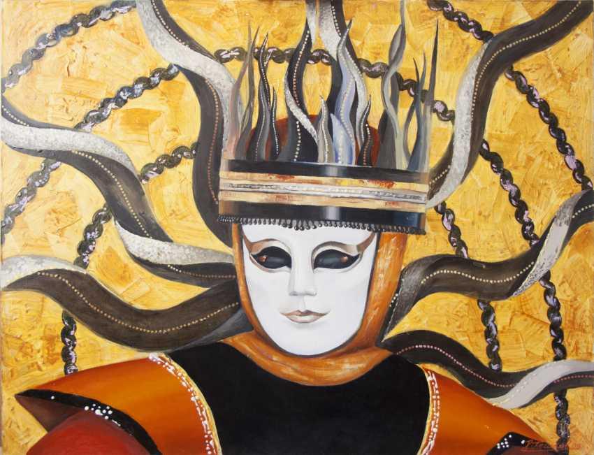 Roman Peshkov. Venetian mask - photo 1
