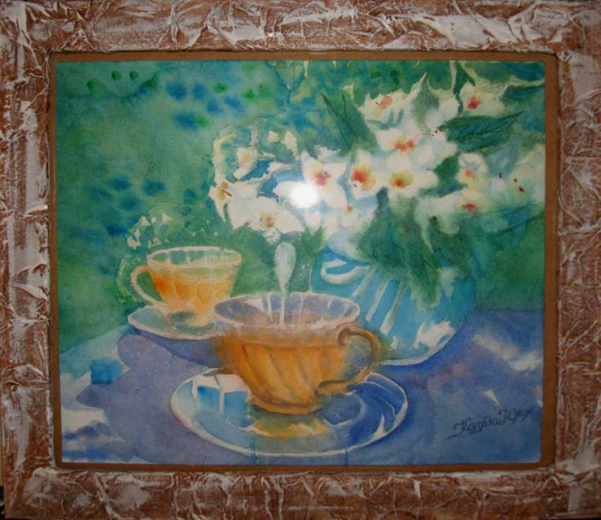 Julia Koliada. Tea with Jasmine - photo 1
