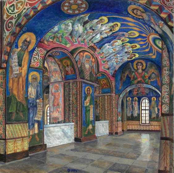 Oleg Lytvynenko. The Central part of the choir of St. Cyril's Church, Kiev - photo 1