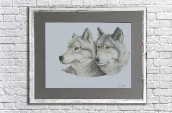 Sergey Stroganoff. Wolves - photo 1