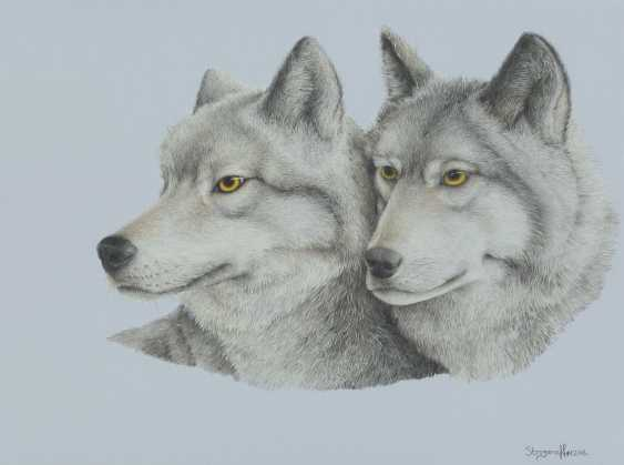 Sergey Stroganoff. Wolves - photo 2