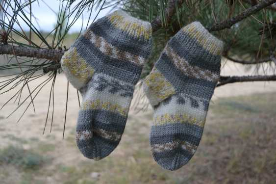 Tanya Derksch. Socks - photo 1