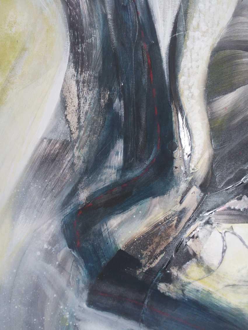 Matkovsky Dmitri. Leap into the dragon's mouth - Into the Dragon's Mouth, Original painting - photo 2